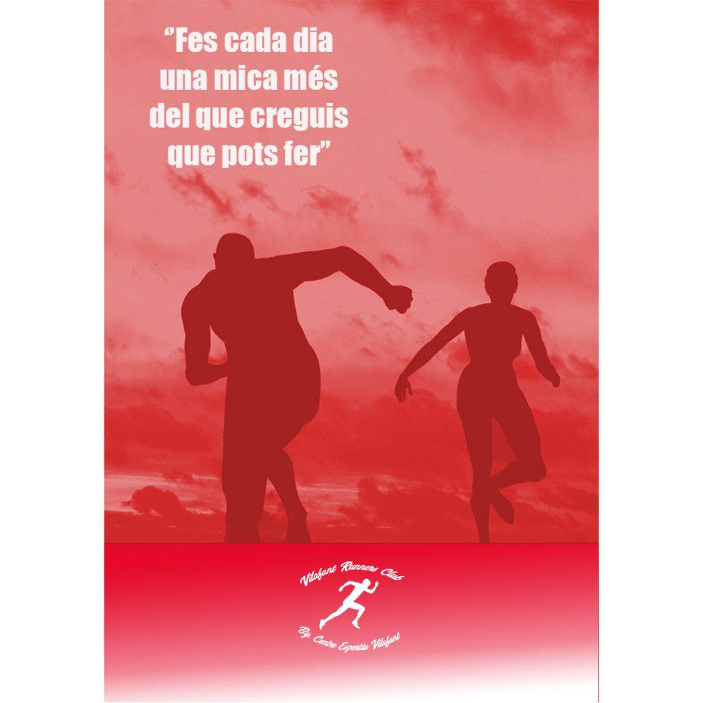 Vilafant Runners Club ''Fes cada dia una mica més del que creguis que pots fer''