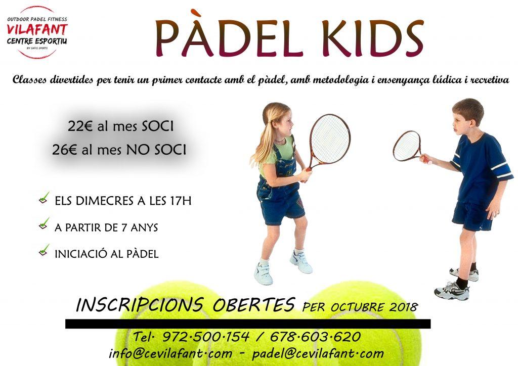 Pàdel Kids