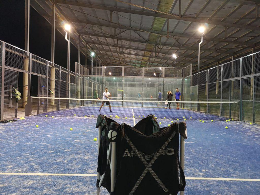 4a Lliga de Pàdel Pistes de Pàdel Centre Esportiu Vilafant
