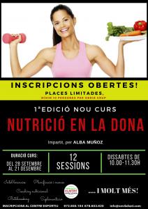 Nutrició en la Dona