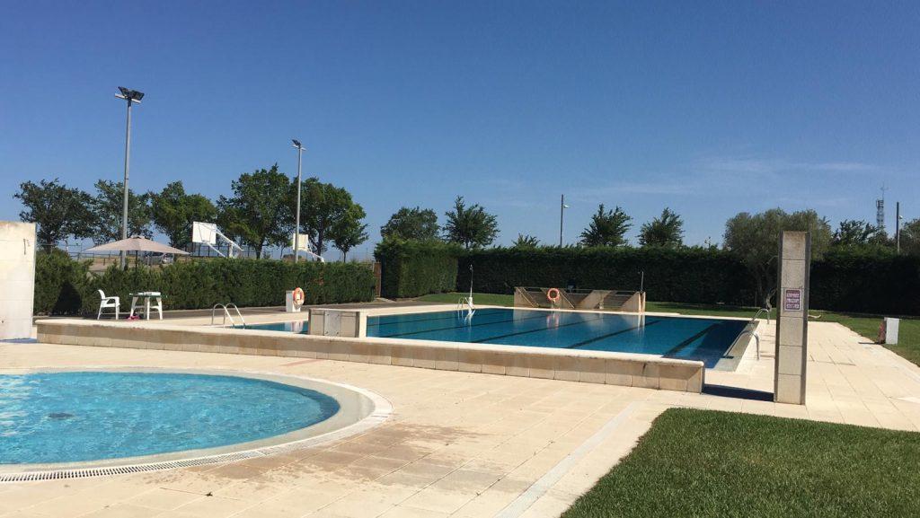 piscina d'estiu vilafant